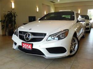2014 Mercedes E550 Coupe Distronic PKG|Navi|360Cam|PanoRoof!