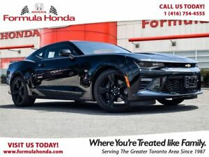 2016 Chevrolet Camaro SS | NEAR BRAND NEW! | SPOTLESS INSIDE OUT
