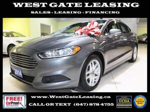 2014 Ford Fusion SE | HEATED SEATS | CERTIFIED |