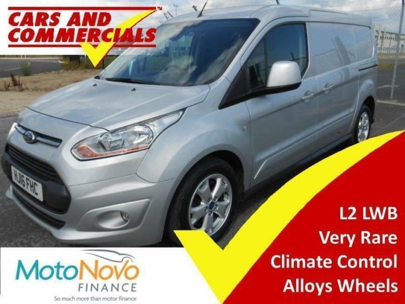 2016 16 FORD TRANSIT CONNECT 240 L2 LWB LIMITED 115PS DIESEL