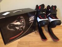 Trampit jump shoes with box size medium (4,5,6)