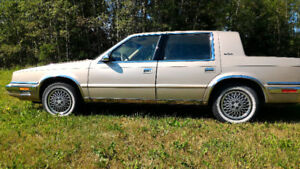 1989 Chrysler New Yorker  Luxury Car