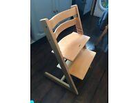 Stokke chair - beech