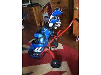 Calloway Golf Clubs Junior set 'Left Handed'