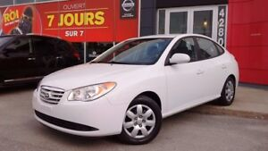 2010 Hyundai Elantra GL / AUTOMATIQUE / AIR / CRUISE / GR. ELECT
