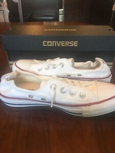 Size 6.5 Converse Slip-On Sneakers