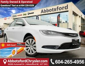 2016 Chrysler 200 LX X-DEMO