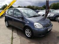 2005 TOYOTA YARIS 1.3 COLOUR COLLECTION LONG MOT FULL SERVICE HSITORY 2 KEYS