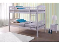 SUPER NATURAL PINE WOODEN BUNK BED BRAND NEW // SAME DAY EXPRESS DELIVERY ALL OVER KENT AND LONDON