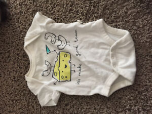 Boy and girl PReemie clothes