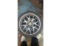 Alloy wheels 5 x 108