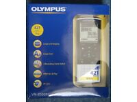 Olympus VN-8500PC Digital Voice Recorder. Brand new in unopened packaging. Packaging seals intact.