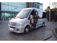 Bargain Minibus Hire London & Drivers - Coach Hire London Airport Taxis - Free Quote - Low Price