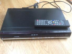 Toshiba DVD Player/Recorder HDMI