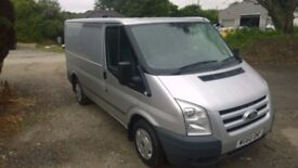 ford Transit 115 t280s trend f.w.d,s.w.b, 2.2 turbo diesel, only 79,000 miles, , 2010-60-plate