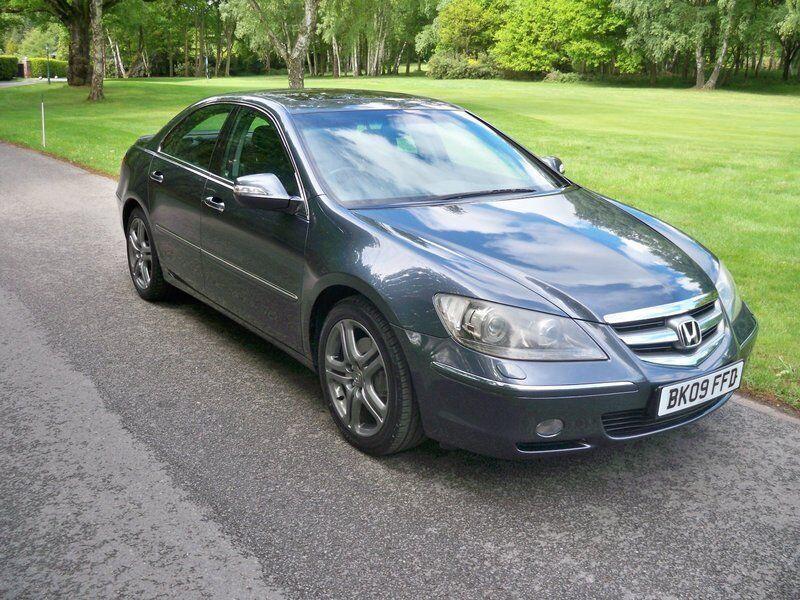 Honda Legend JUST BEEN SERVICED NEW CAMBELT (grey) 2009 ...
