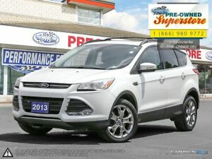 2013 Ford Escape SEL**NAV, rear camera, 4x4**