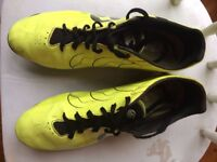 CCC rugby boots size UK 9.5