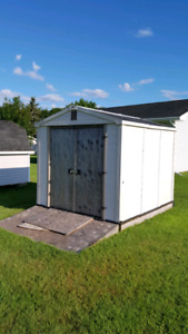 Keter 8 x 9 shed