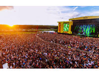 URGENT: volunter needed at Leeds festival!