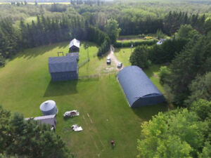 Hobby Farm Enthusiasts! 3 Bedroom Home on 5.74 Acres
