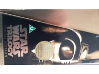 Special edition star wars vhs