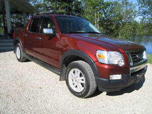 2010 Ford Explorer Sport Trac XLT 4x4 Very Clean Runs Perfect!