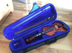 Violon Menzel Hand Crafted 1/2