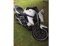 2011 KAWASAKI ER6N - 14k Miles - FSH - New MOT - New Rear Tyre - New Chain & Sprocket