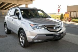 2007 Acura MDX Elite Package Loaded, Langley