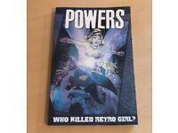 Powers - Volume 1: Who Killed Retro Girl?