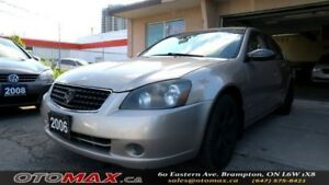 2006 Nissan Altima 2.5 S | NO ACCIDENT | ALLOY  | POWER EVERYTHI