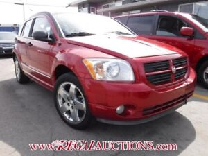 2008 DODGE CALIBER  4D HATCHBACK