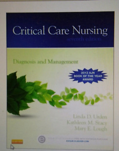 Critical Care Nursing Textbook