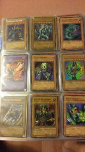 Yu-Gi-Oh Card Collection