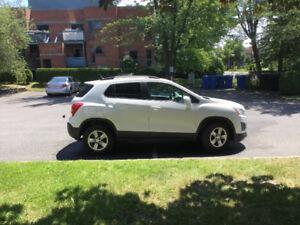 2013 Chevrolet Trax VUS 2LT