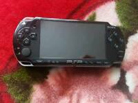 Sony psp 2003 slim black