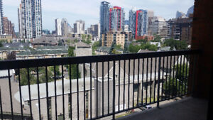 Downtown 2Bed/1 Bath, Free WiFi & Cable, South Facing Patio