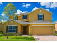 new (one year old) 5 Bed 3 ½ Bath Orlando Florida villa to rent