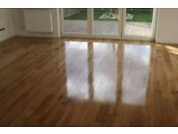 Painting and decorating flooring fitting
