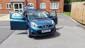 Nissan micra ** 63reg ** showroom condition ** very low mileage **