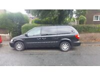 Chrysler grand voyager 3.3 V6 limited xs Stow n go