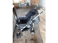 Britax buggy and car seat