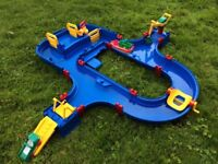 Aquaplay superset water play toy
