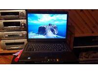 gateway ns50 windows 7 250g hard drive 3g memory webcam hdmi wifi dvd drive charger