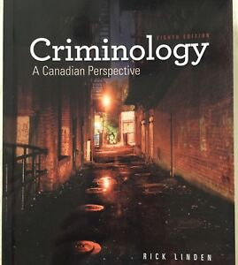 Criminology Textbook