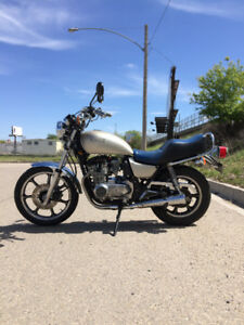 KAWASAKI KZ 550 LTD GOOD CONDITION FOR AGE