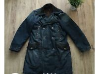 Men's size small diesel heavy Denim jacket