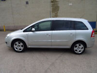 VAUXHALL ZAFIRA 1.9 ACTIVE CDTI 5d 118 BHP 7 SEATS** PRIVACY GLASS GREAT EXAMPLE OF LOW MILEAGE**