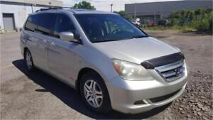 HONDA ODYSSEY 2005, FULL EQUIPPED, CUIR, MAGS, TOIT OUVRANT 3299